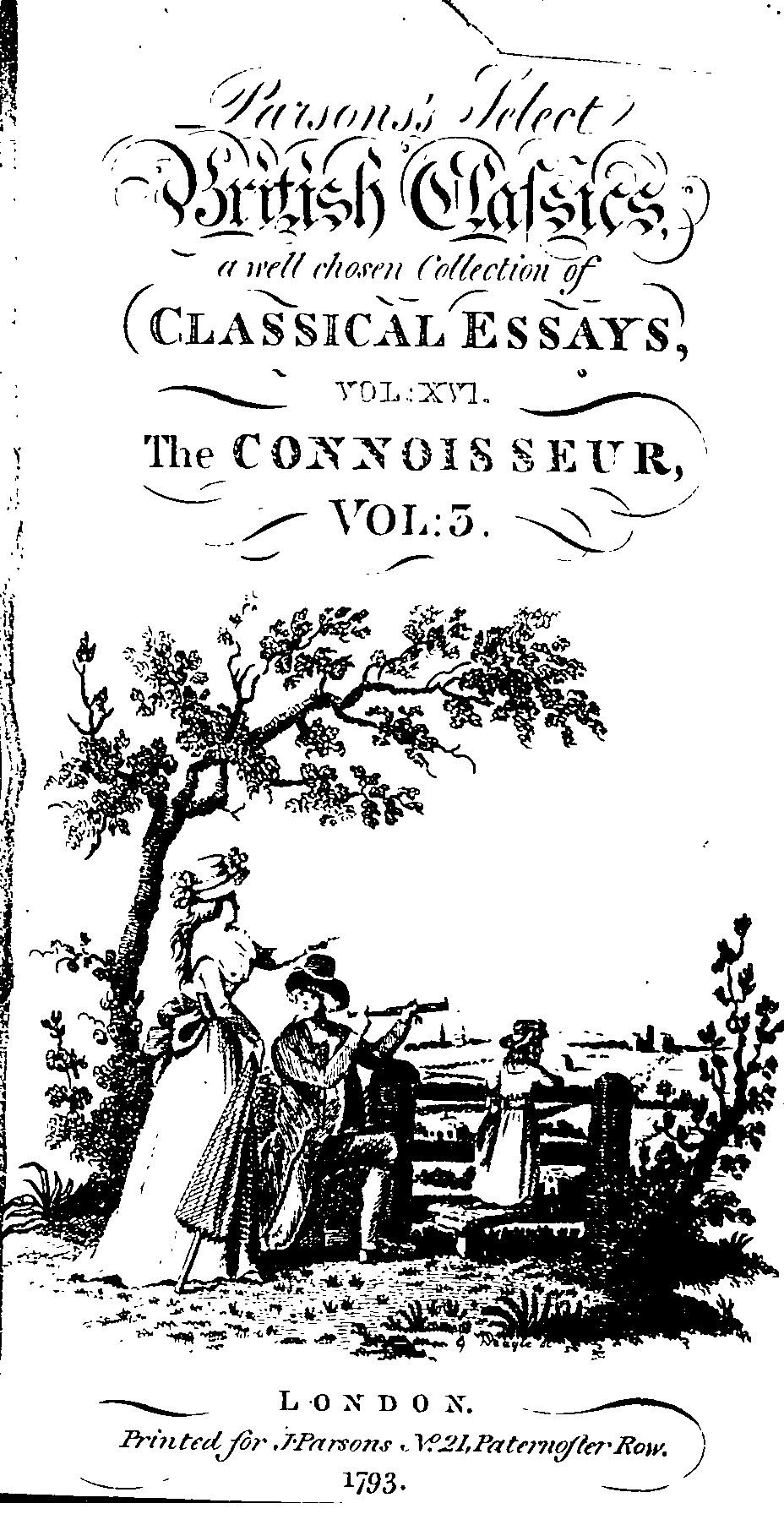 Connoisseur 1793