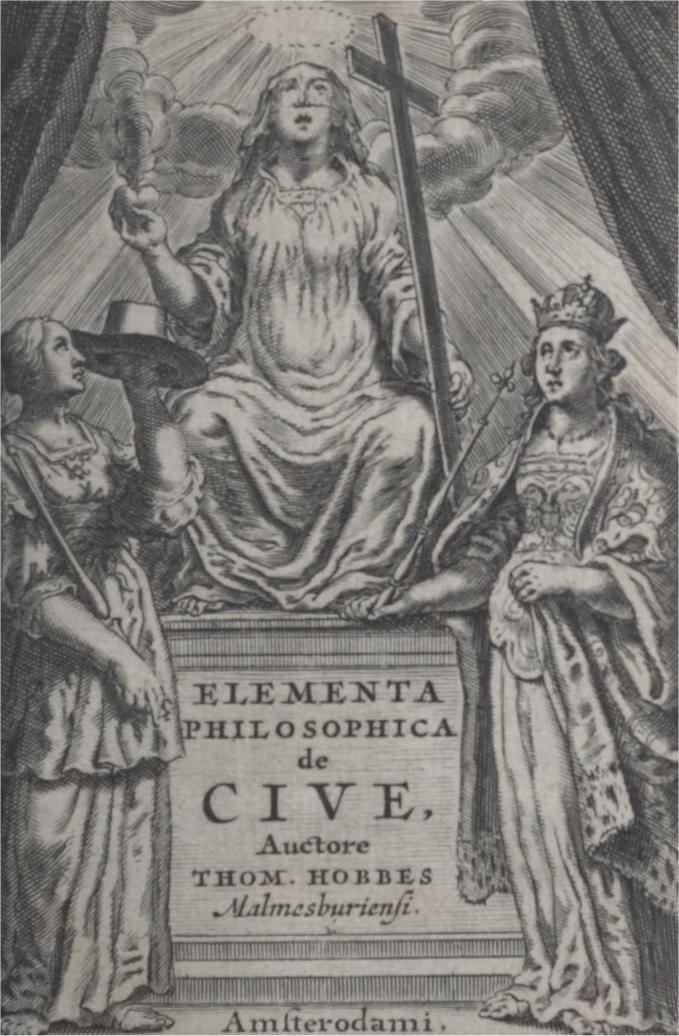 Hobbes, De Cive, 1647