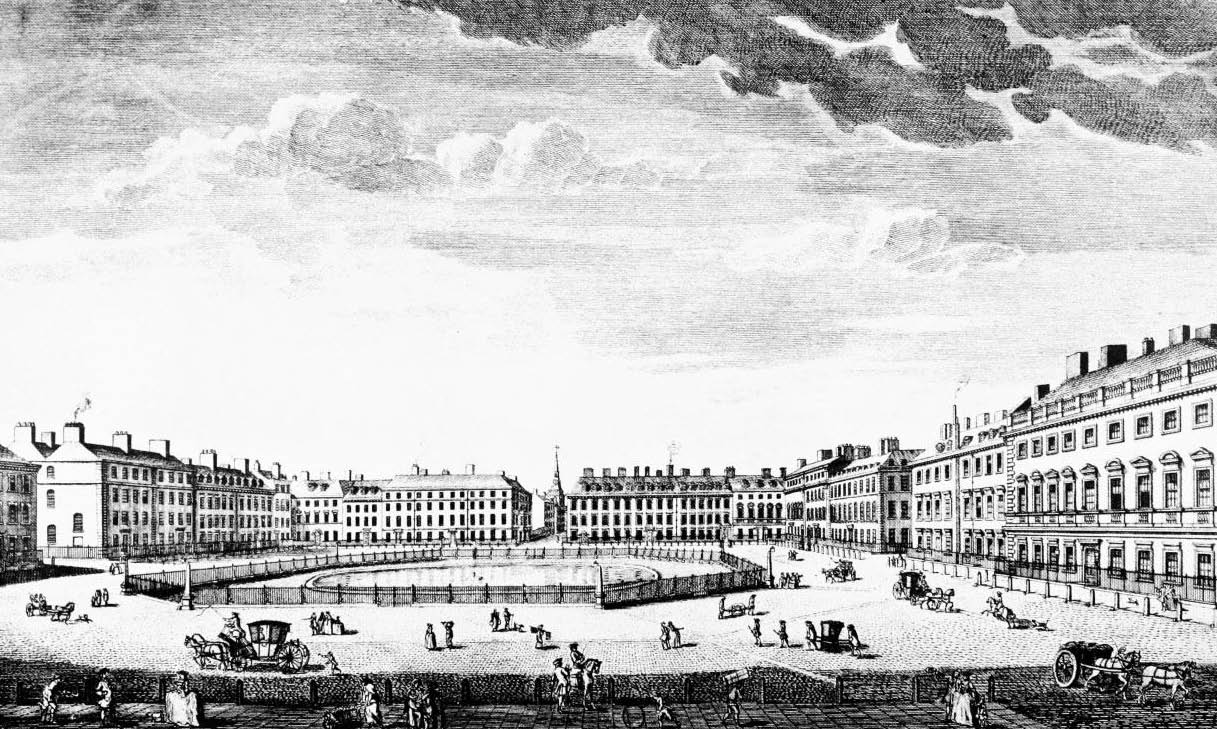 Norfolk House in ST James's (c 1752)