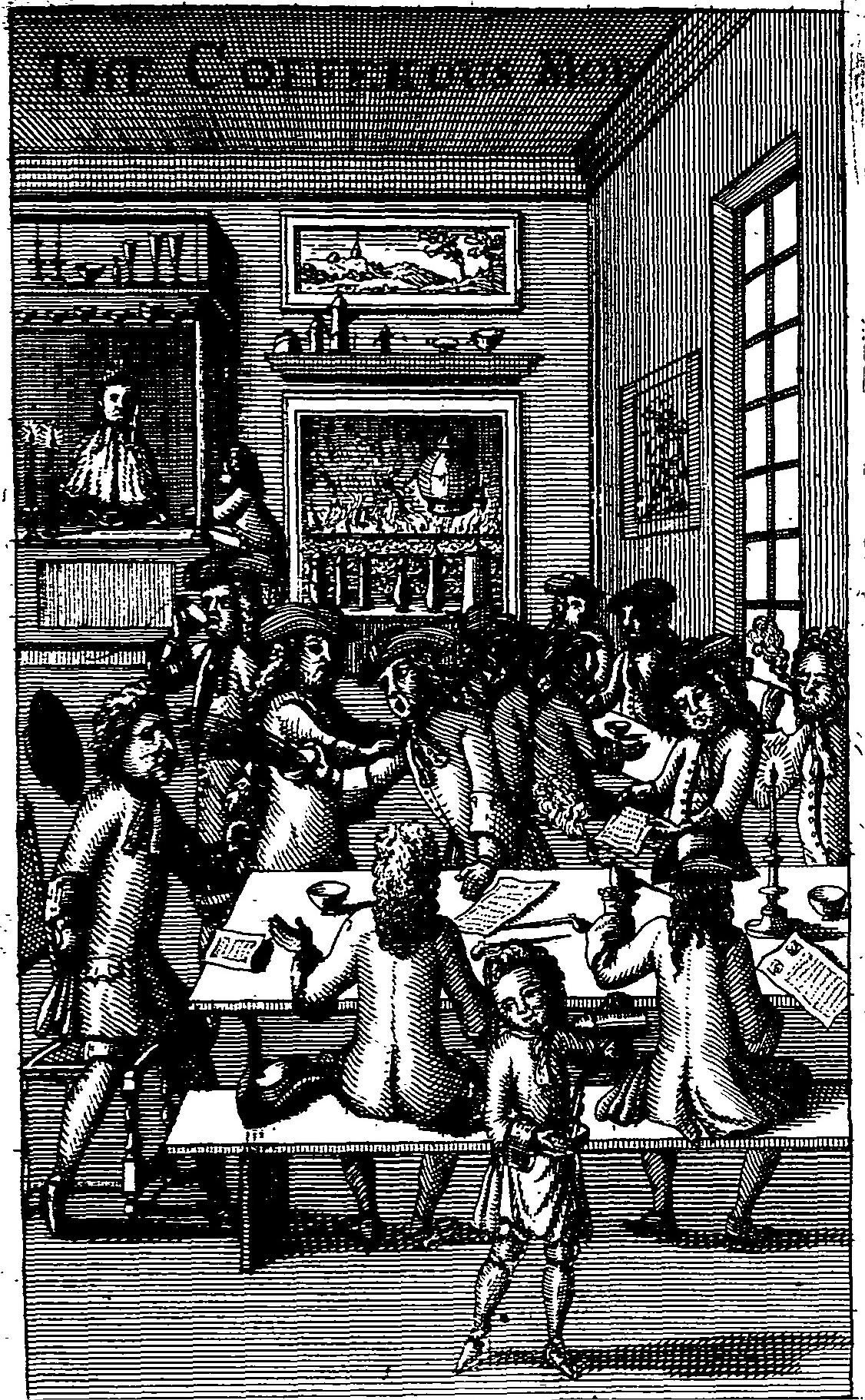 London Spy (author) 1710