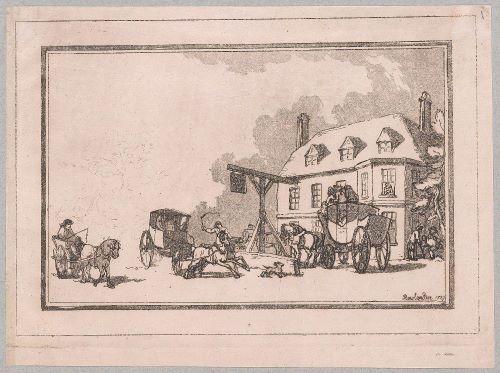 Posting inn