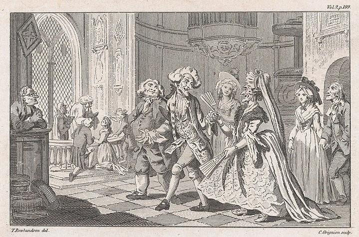 Humphry Clincker 1793