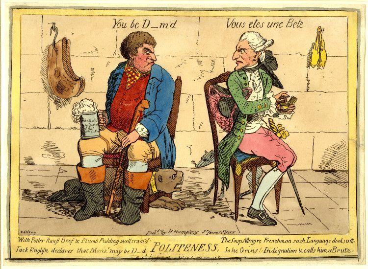 James Gilray, Politeness (1779)