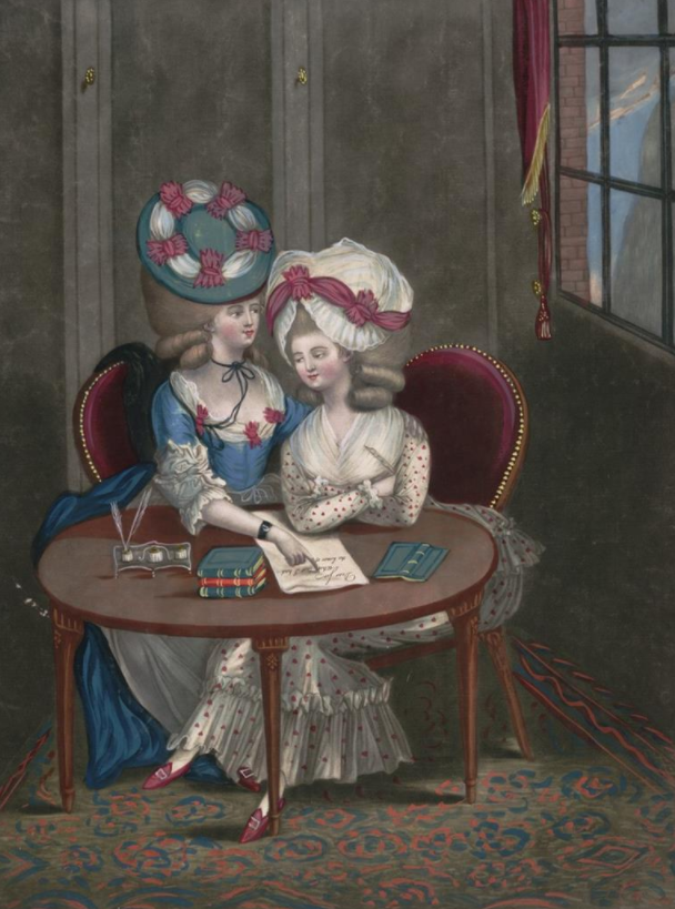 Two Friends (1786)