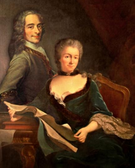 Voltaire et Du Châtelet